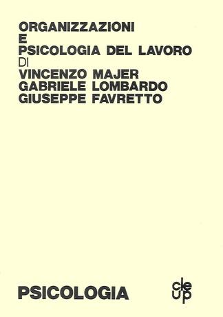 Organizzazione e psicologia del lavoro