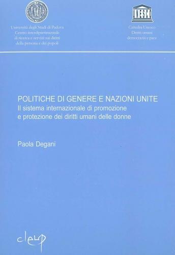 Politiche di Genere e Nazioni Unite