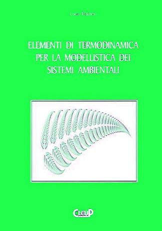 Elementi di termodinamica per la modellistica dei sistemi ambientali
