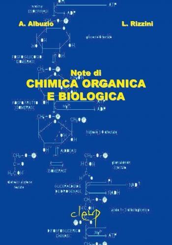 Note di chimica organica e biologica
