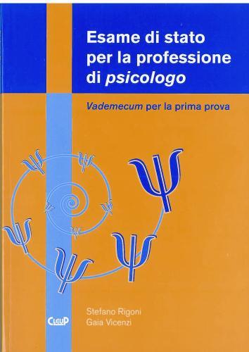 Esame di stato per la professione di psicologo