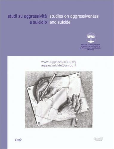 Studi su aggressività e suicidio-Ottobre 2004-Vol. 4