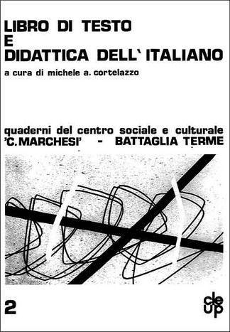 Libro di testo e didattica dell'italiano
