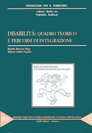 Disabilità: quadro teorico e percorsi di integrazione