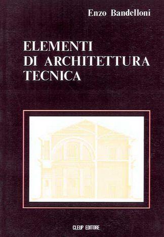 Elementi di architettura tecnica