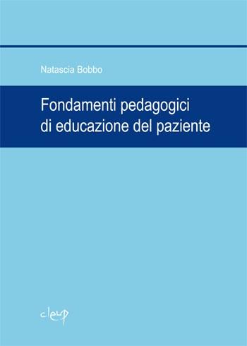 Fondamenti pedagogici di educazione del paziente