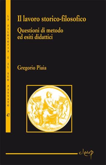 Il lavoro storico-filosofico