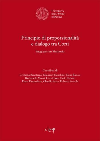 Principio di proporzionalità e dialogo tra Corti