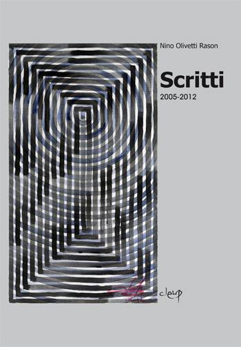Scritti 2005-2012
