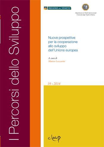 Nuove prospettive per la cooperazione allo sviluppo dell'Unione europea