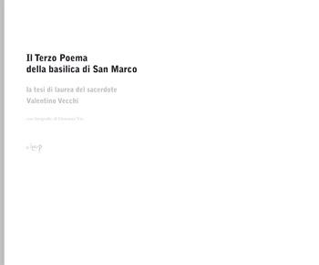 Il Terzo Poema della basilica di San Marco