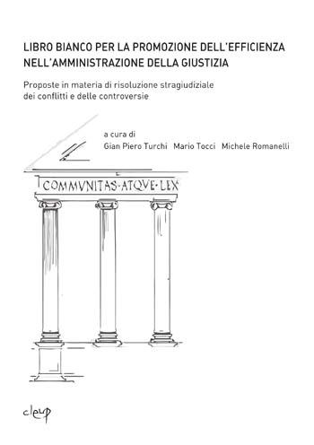 Libro bianco per la promozione dell'efficienza nell'amministrazione della giustizia