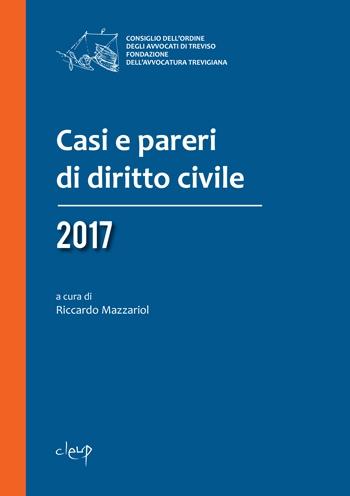 Casi e pareri di diritto civile 2017