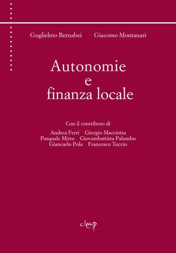 Autonomie e finanza locale