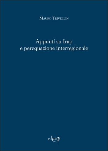 Appunti su Irap e perequazione interregionale