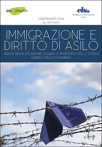 Immigrazione e diritto di asilo