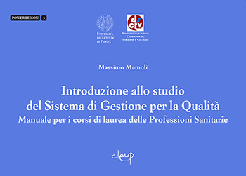 Introduzione allo studio del Sistema di Gestione per la Qualità