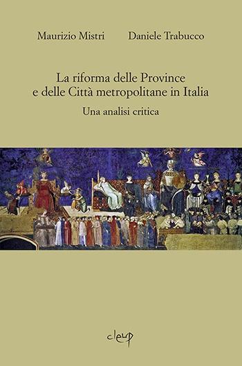 La riforma delle Province e delle Città metropolitane in Italia