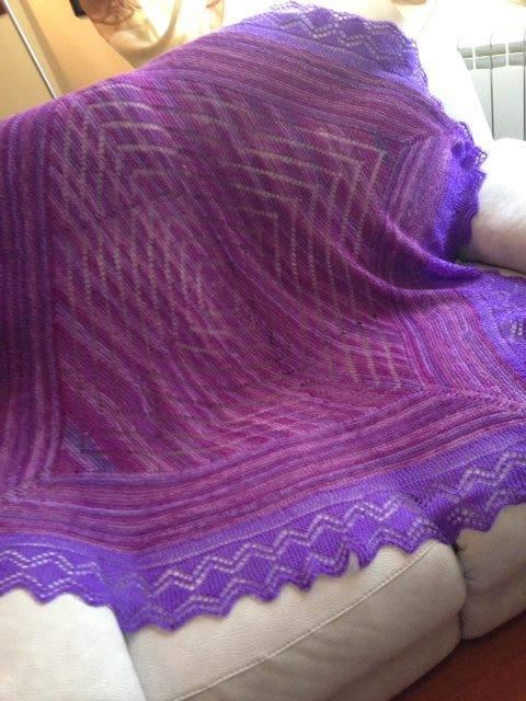 E.Z.: The  Stonington Shawl