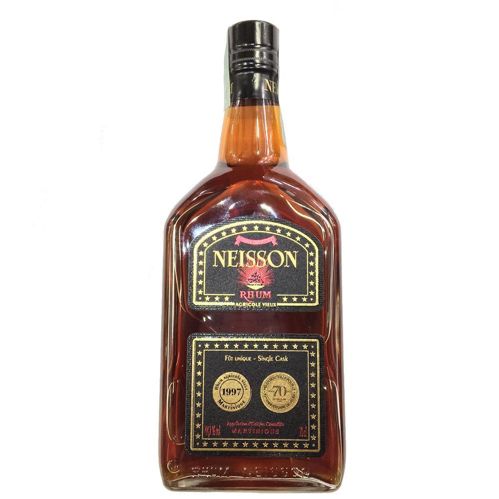 Neisson - Rum Fut Unique 1997 70° Anniversario