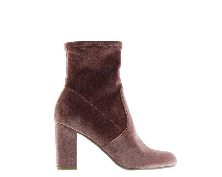 STEVE MADDEN Tronchetto Avenue Velvet AVEN0AS1