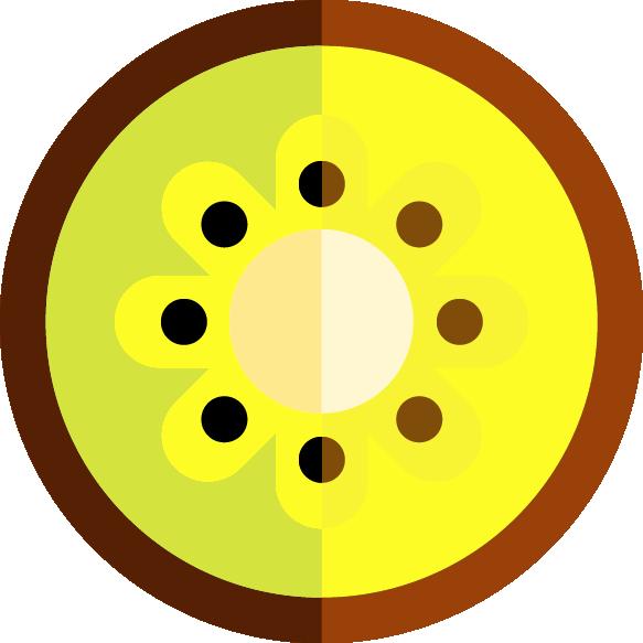 icona kiwi gold
