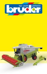 BRUDER MACCHINE AGRICOLE