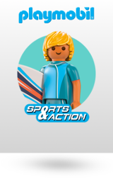 PLAYMOBIL SPORTS & ACTIONS