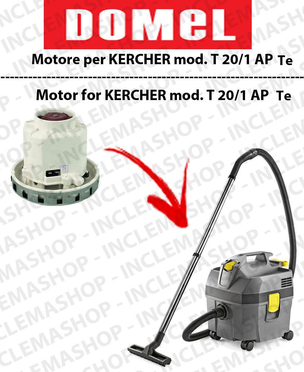 NT 20/1 AP Te Saugmotor DOMEL für Staubsauger KARCHER