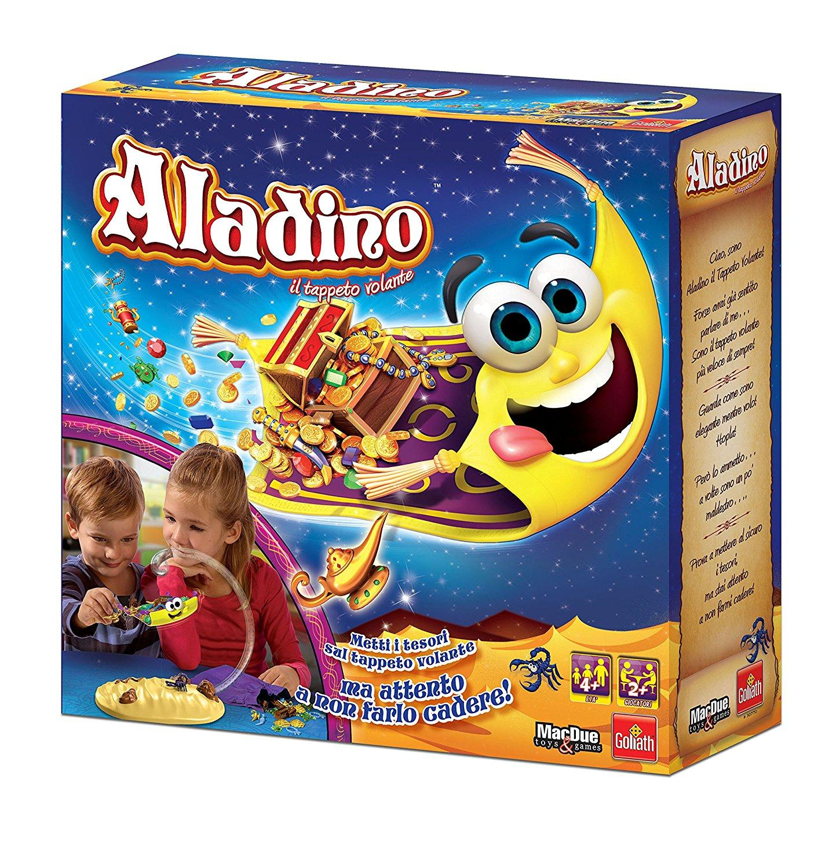 ALADINO IL TAPPETO VOLANTE 233029 MAC DUE SRL