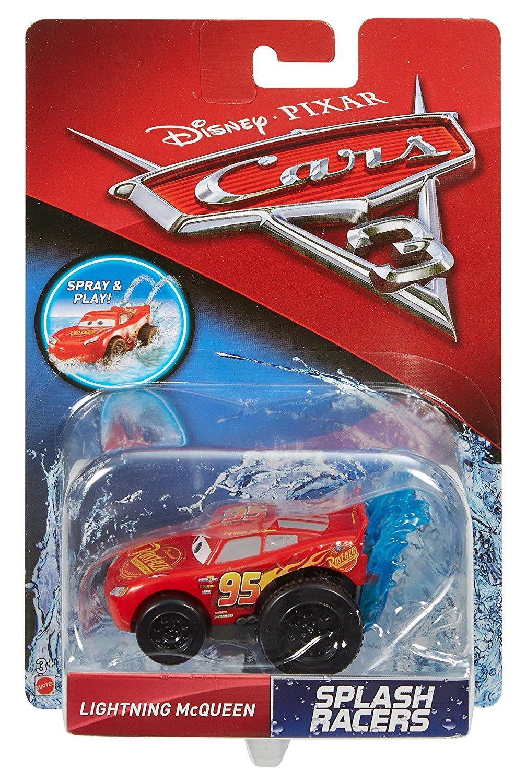 CARS BATH SPLASHERS DVD37 MATTEL TOYS