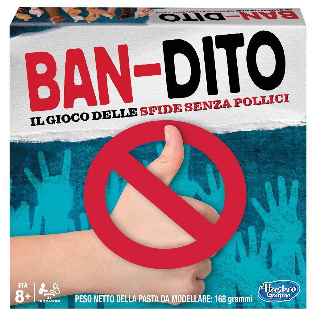 BANDITO C3380103 HASBRO EUROPA