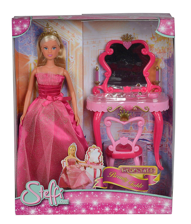 Steffi love Principessa con specchiera 105733197 SIMBA NEW