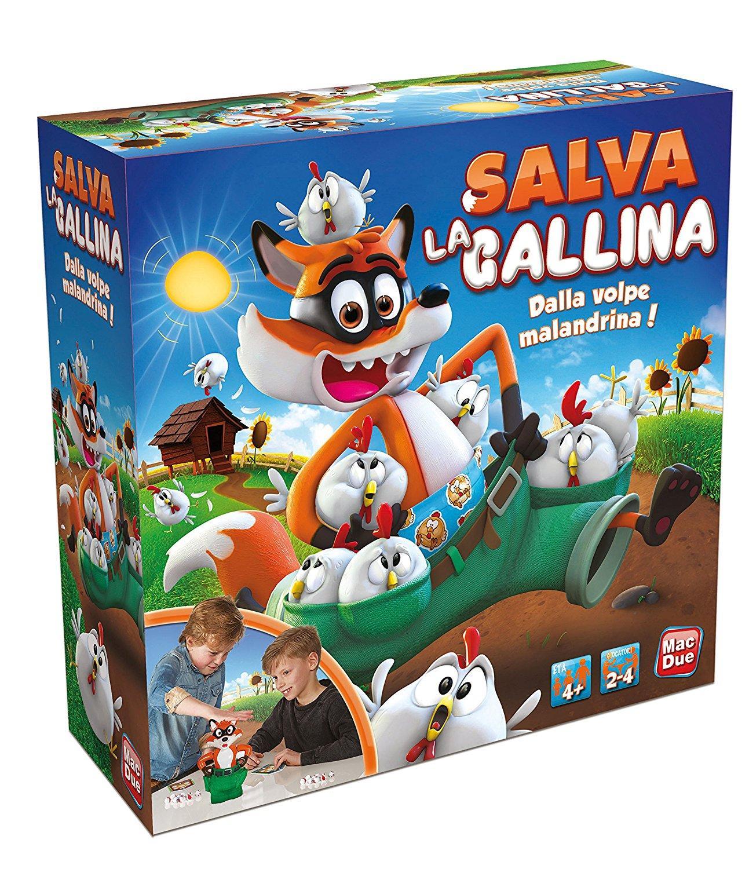 SALVA LA GALLINA 233470 MAC DUE SRL