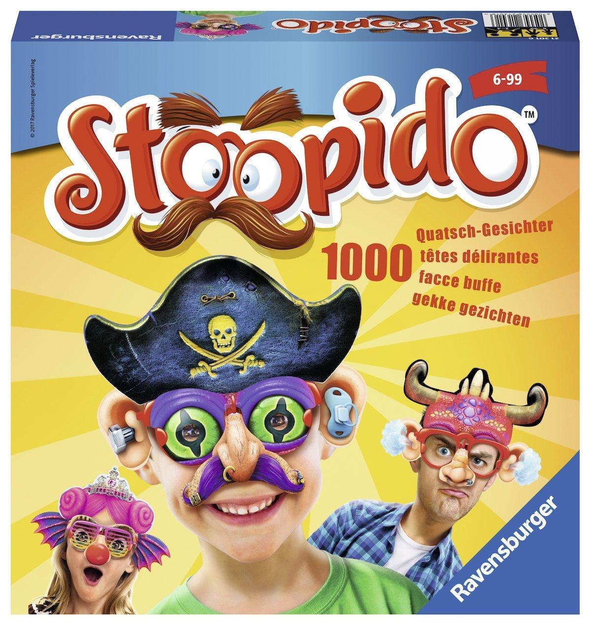 GIOCO STOOPIDO 21301 RAVENSBURGER