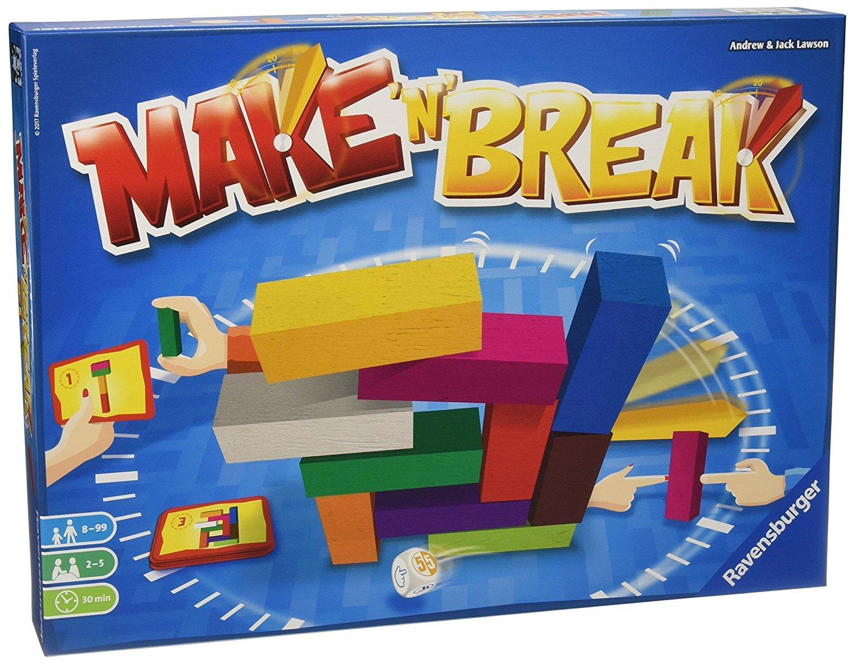 MAKE .N BREAK .17 26764 RAVENSBURGER