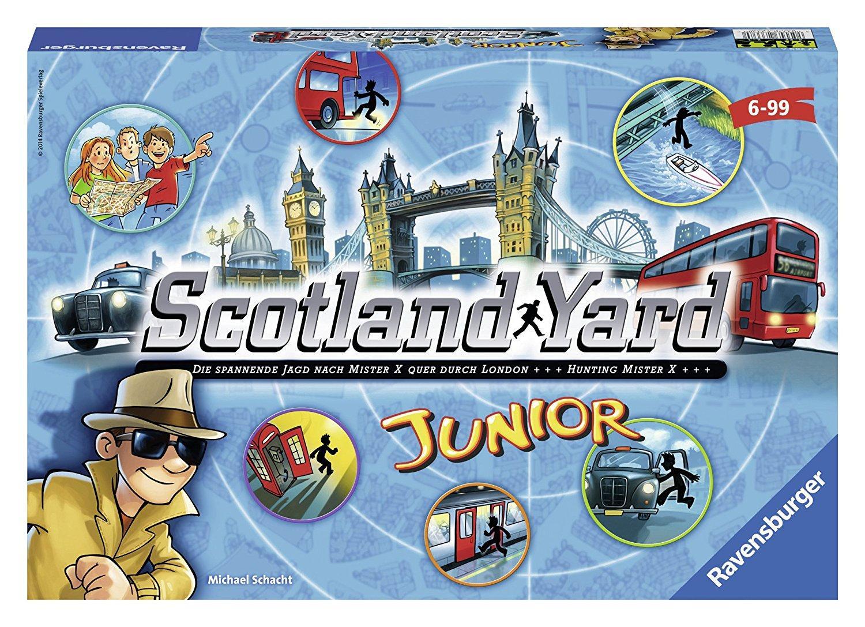 SCOTLAND YARD JUNIOR 22289 RAVENSBURGER