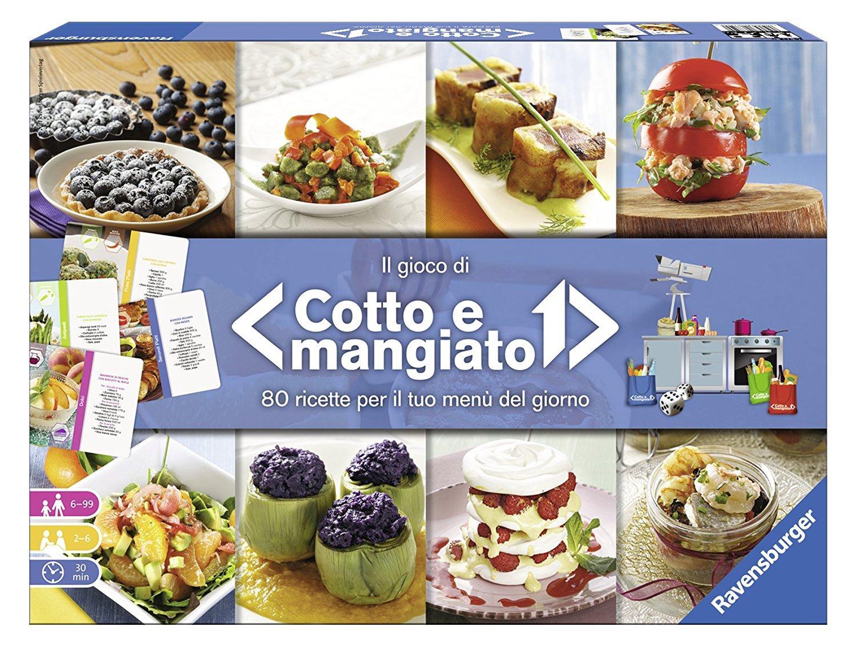 COTTO E MANGIATO 26759 RAVENSBURGER