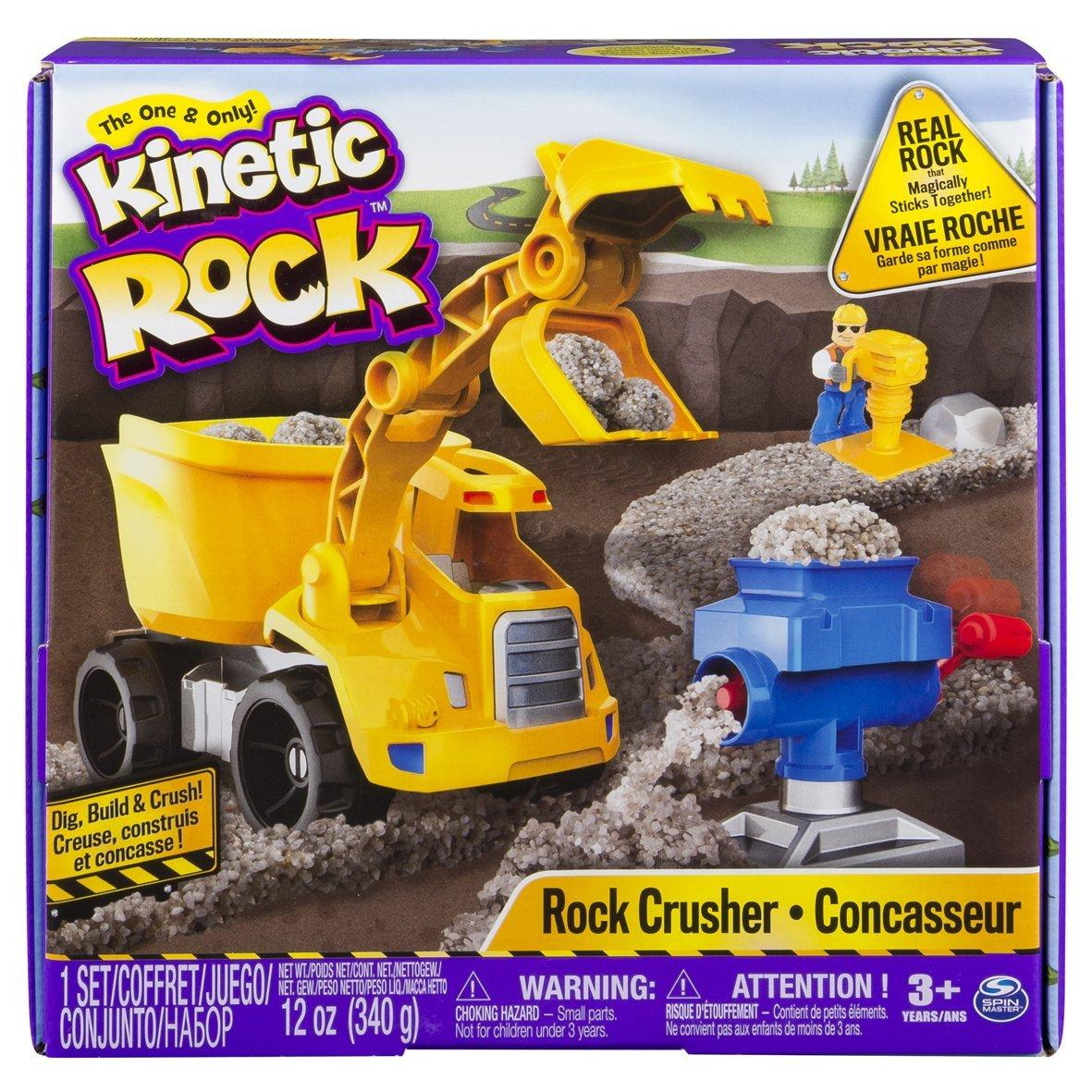 KINETIC ROCK PLAYSET CANTIERE 6033177