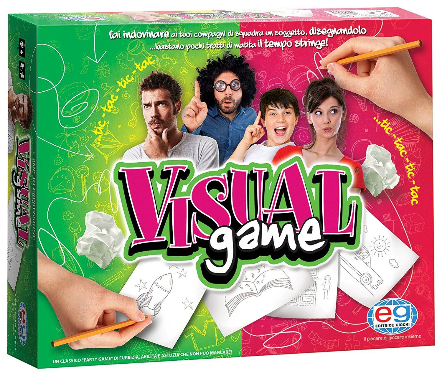 VISUAL GAME RESTYLE 6033989