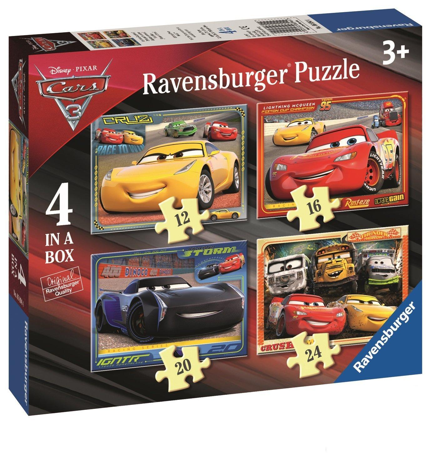 RAVENSBURGER 4 IN 1 ASS. 4IN1 RAVENSBURGER
