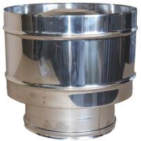CAPPELLO ANTIVENTO PERCANNE FUMARIE DIAMETRI mm 80/100/120/130/150/200/250