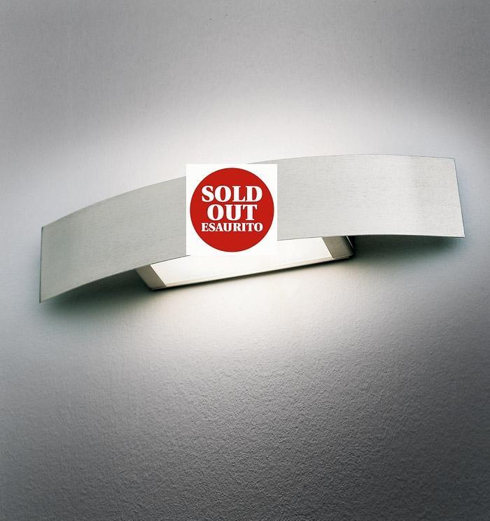 Applique COVER 55 LED bianco