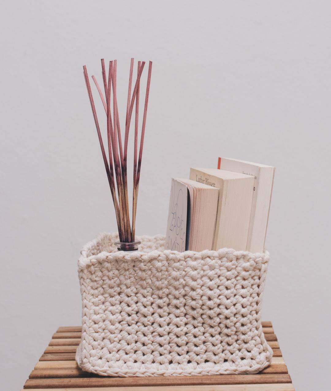 Home - Cotton - Chesty Basket - 1