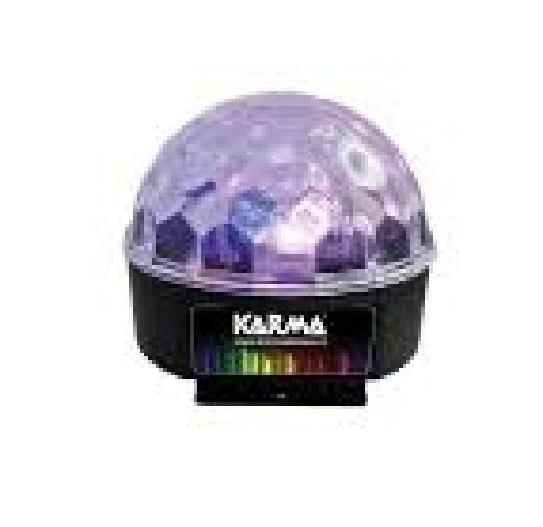 KARMA MEZZA SFERA DJ 359LED