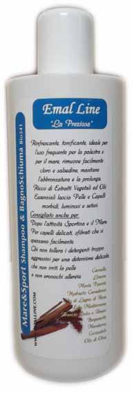 Shampoo e Bagnoschiuma Mare&Sport 500 ml