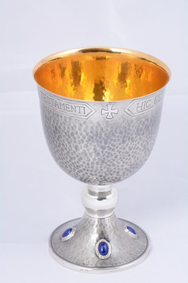 Calice tutto in argento ECPTBCAL