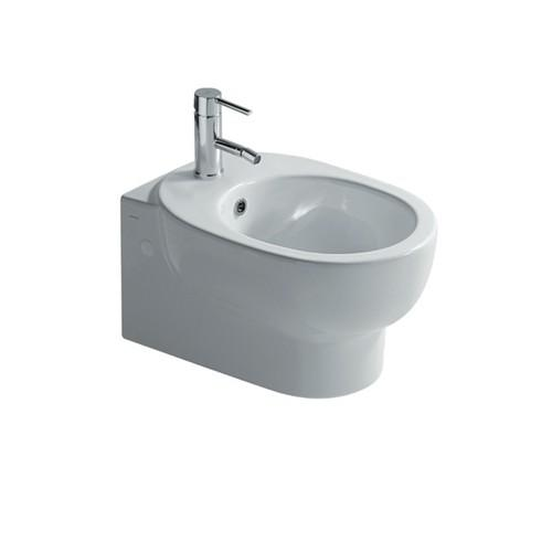 Bidet sospeso per il bagno monoforo M2 Galassia cm 50 x 35