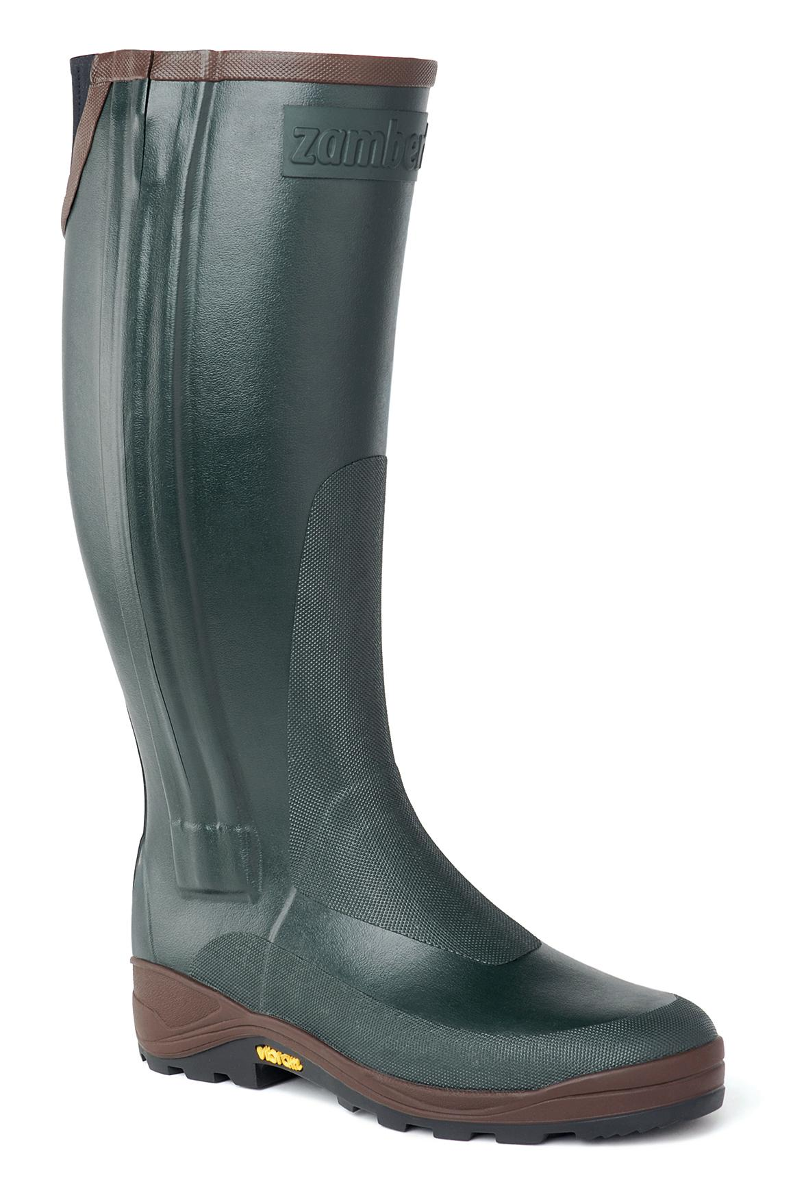 S10 BOOTS  CANADA N.   -   Hunting  Rubber boots   -   Dark Green
