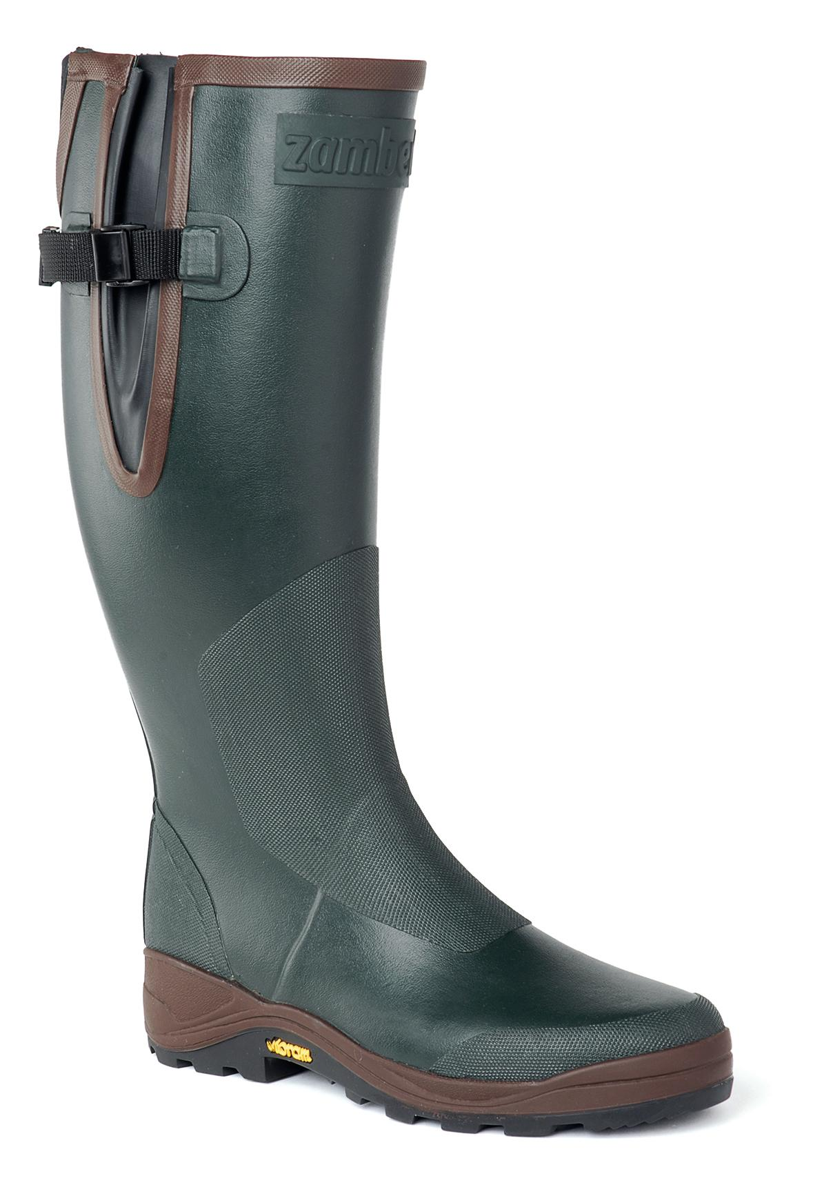 S20 BOOTS  KENYA N.   -   Bottes waders et cuissardes  Chasse     -   Dark Green